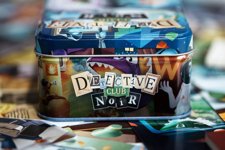 Detective club noir extension