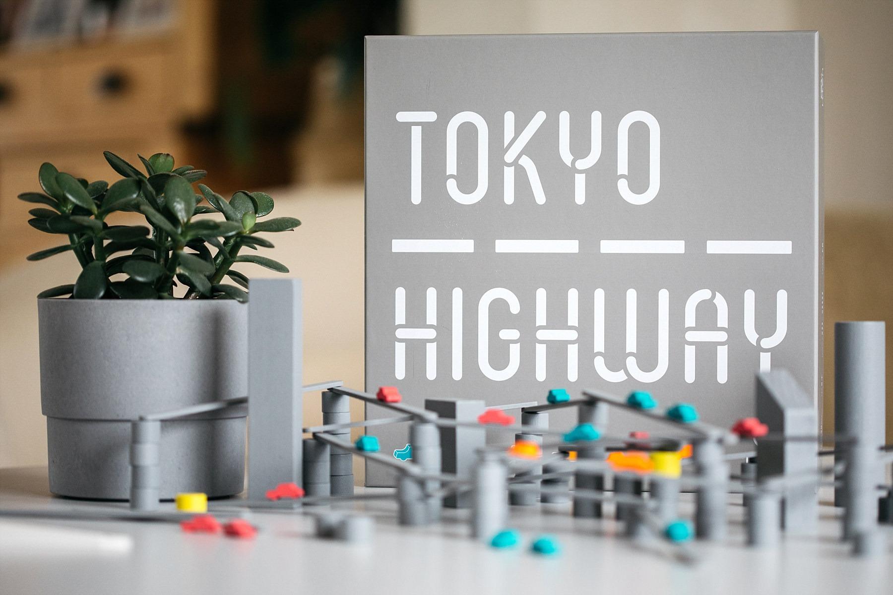 Tokyo highway itten asmodée