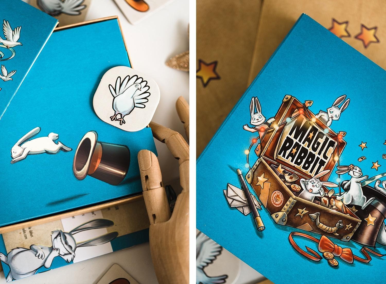 magic rabbit lumberjacks studio