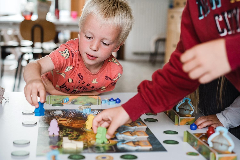 Age de pierre junior Zman games Asmodée jeu société
