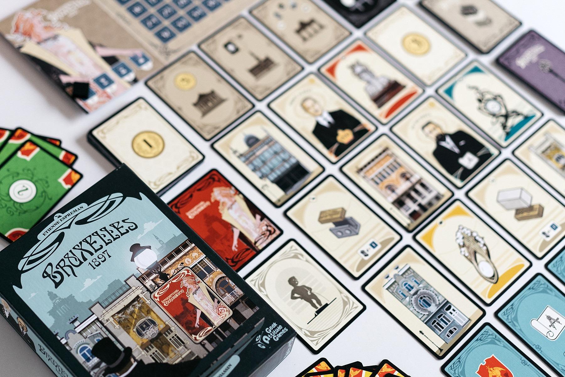 Bruxelles 1897 geek attitude games jeu de société