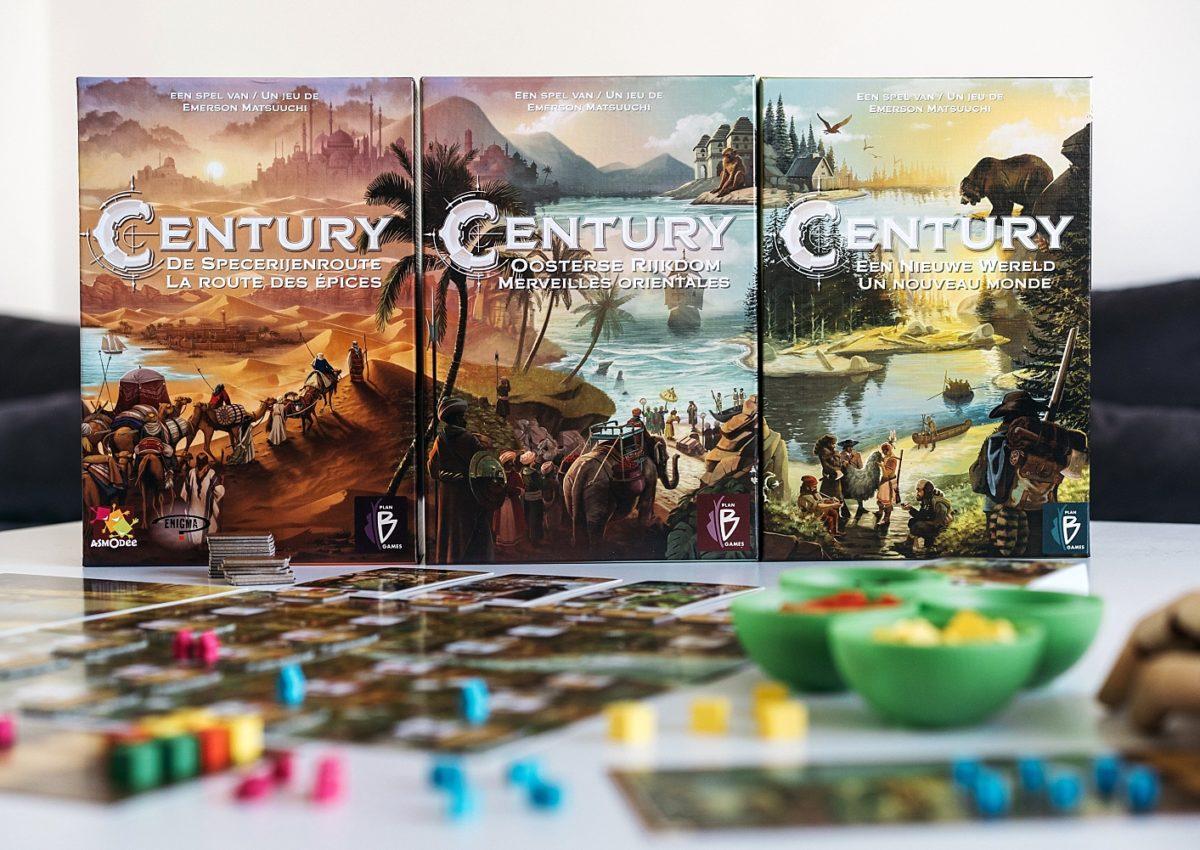 Century plan b asmodée