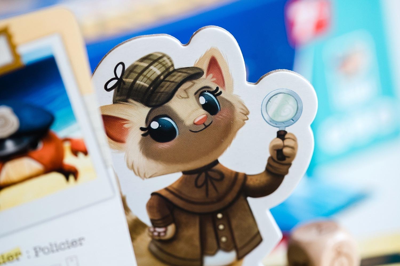 Detective Charlie Loki Iello