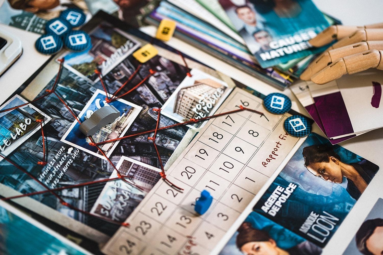Detective saison 1 iello portal games