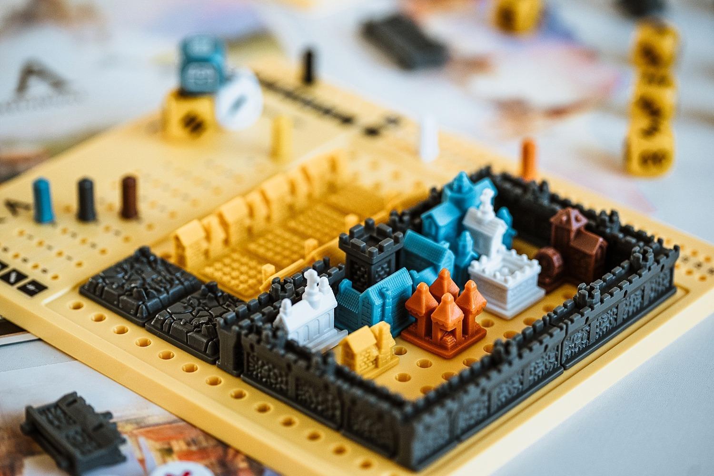 ERA l'âge médiéval jeu de société