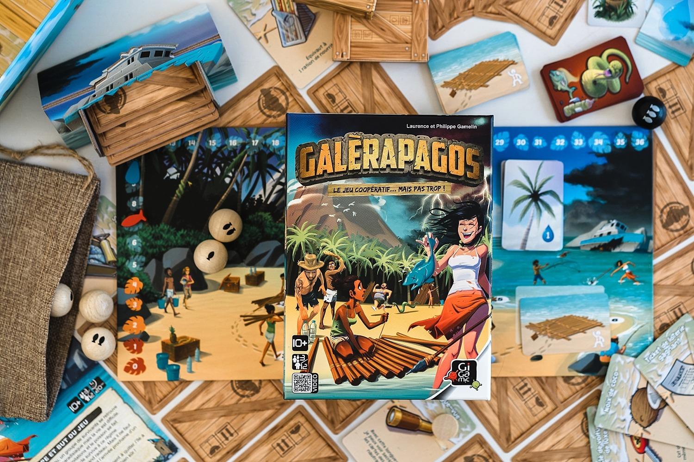 Galerapagos Gigamic