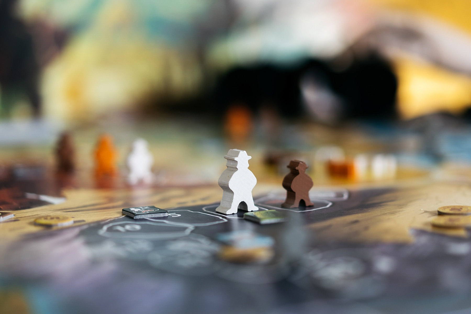 Lost cities jeu de plateau Iello