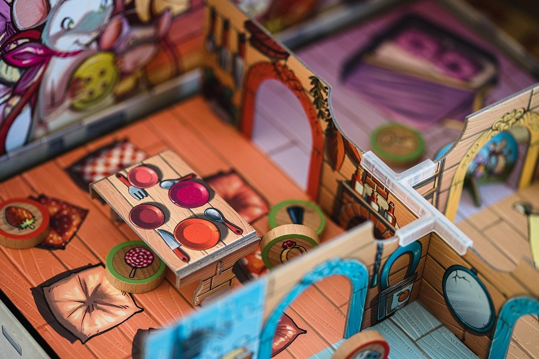 La maison des souris Gigamic