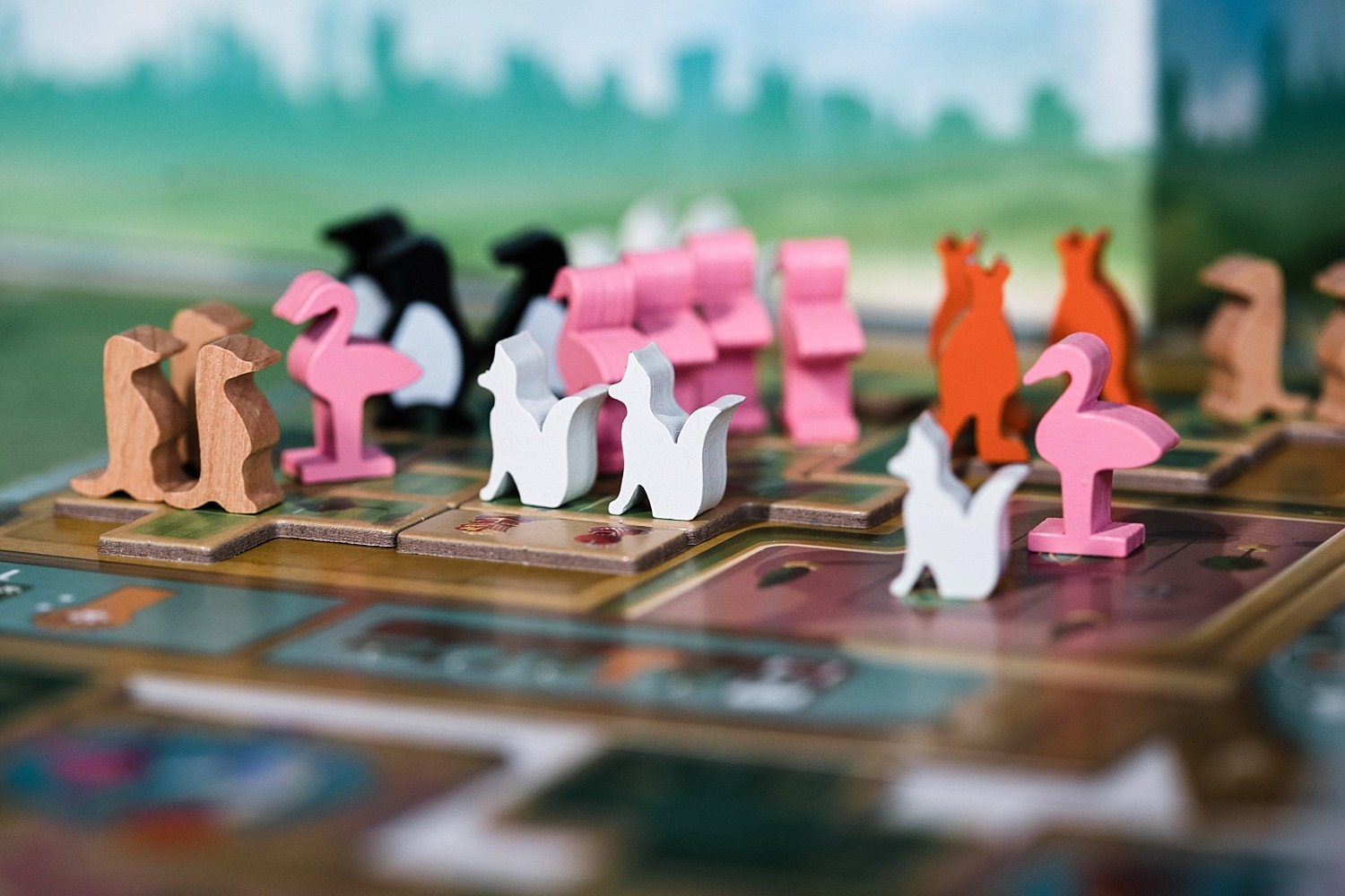 New york zoo super meeple