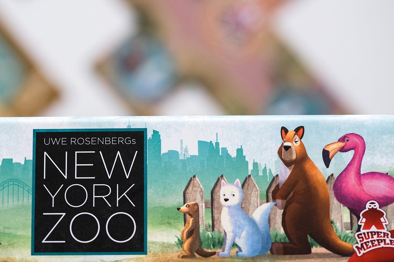 New york zoo super meeple