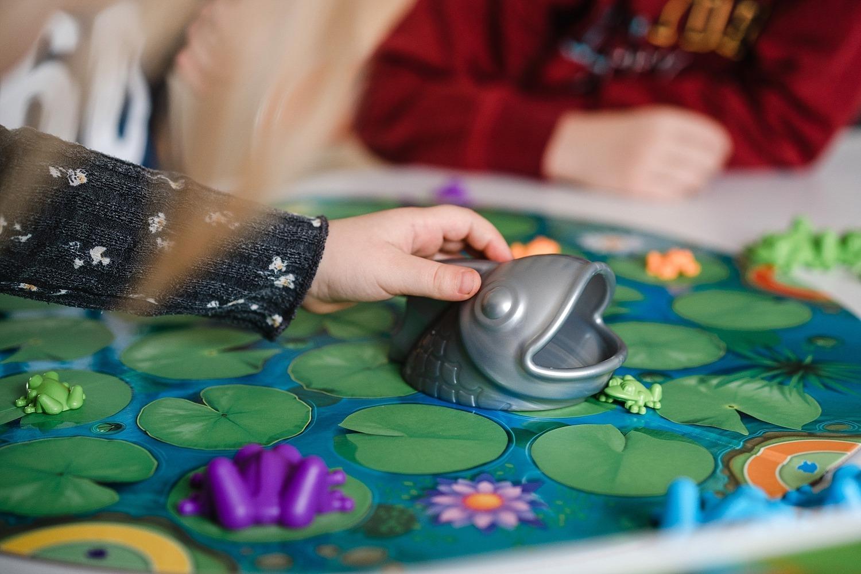 Smart games Odyssée des grenouilles