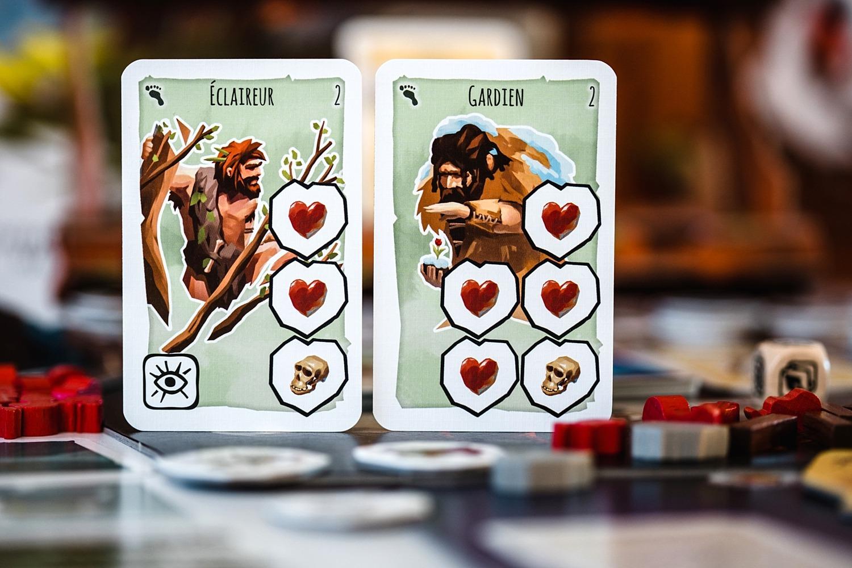 Paleo Zman games Asmodée