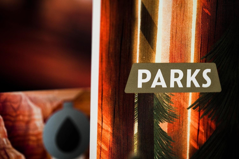 Parks matagot asmodée