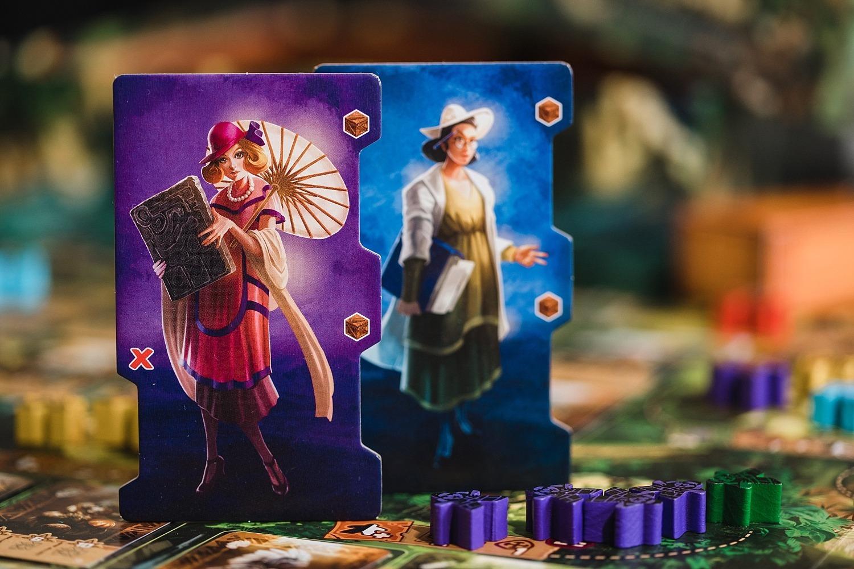 Quetzal Gigamic Jeu de société  Boardgame
