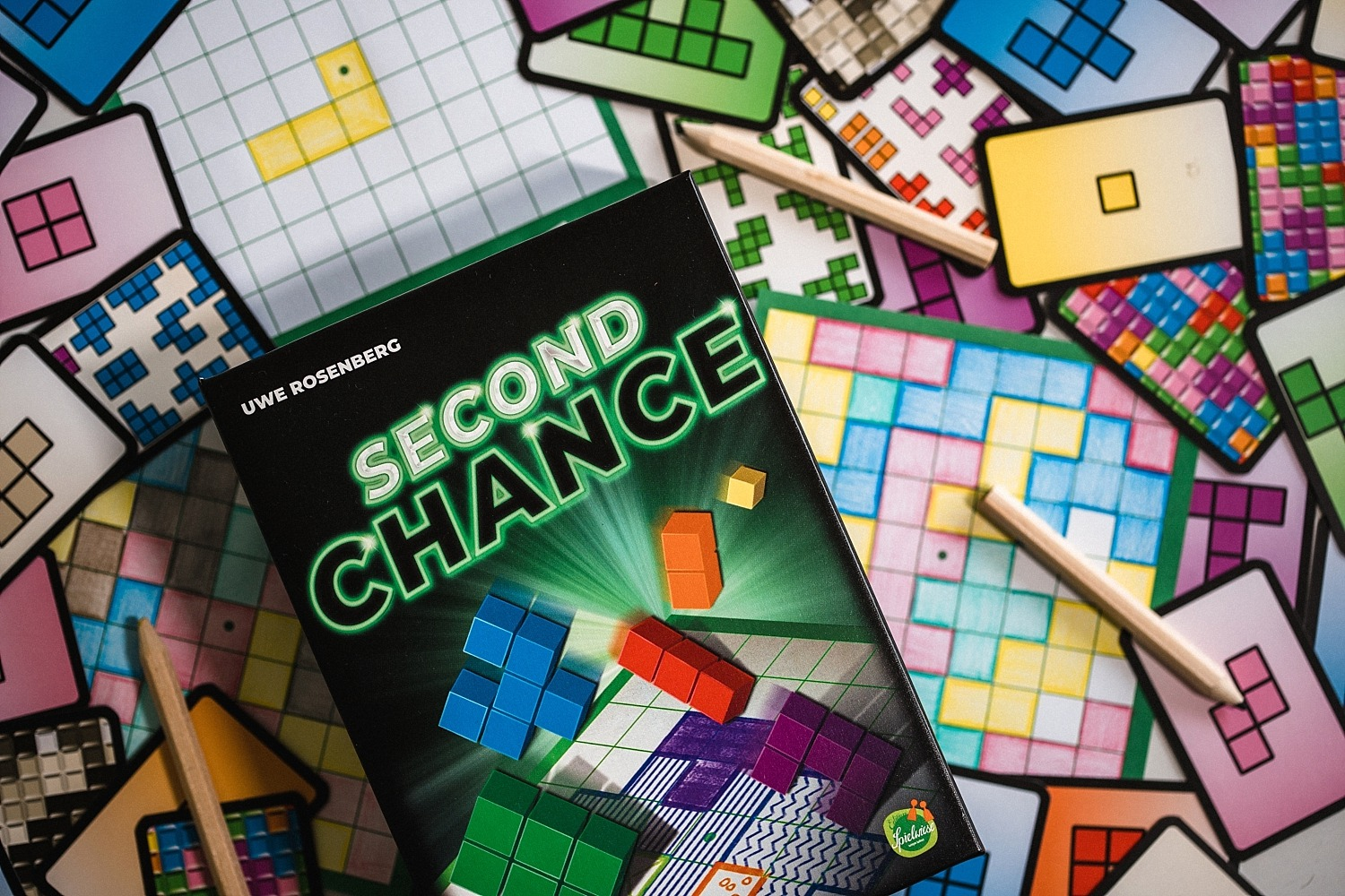 Act In Games Second chance