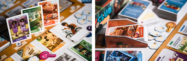 Spy club renegade games studio Origames