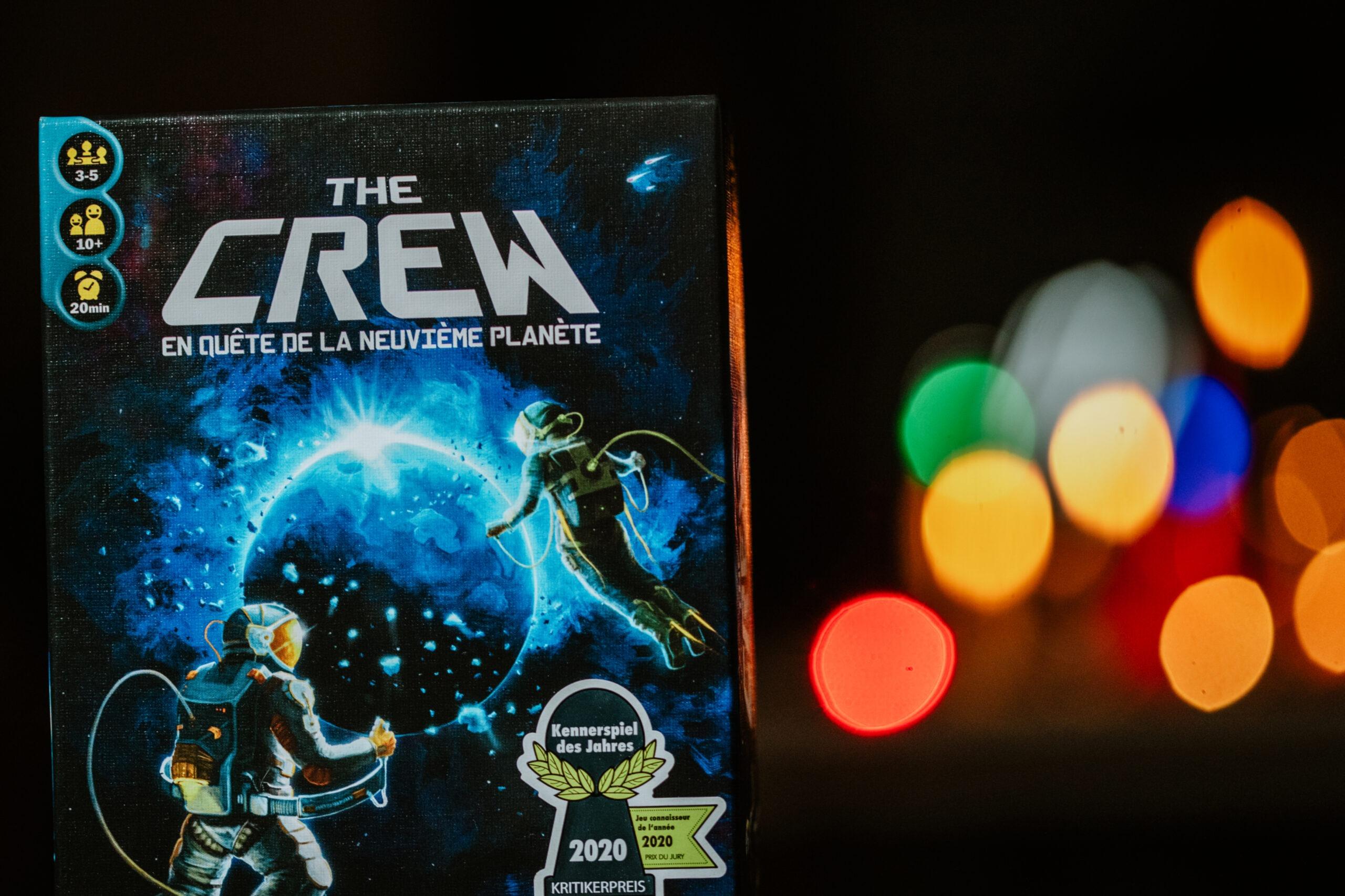 The Crew Iello