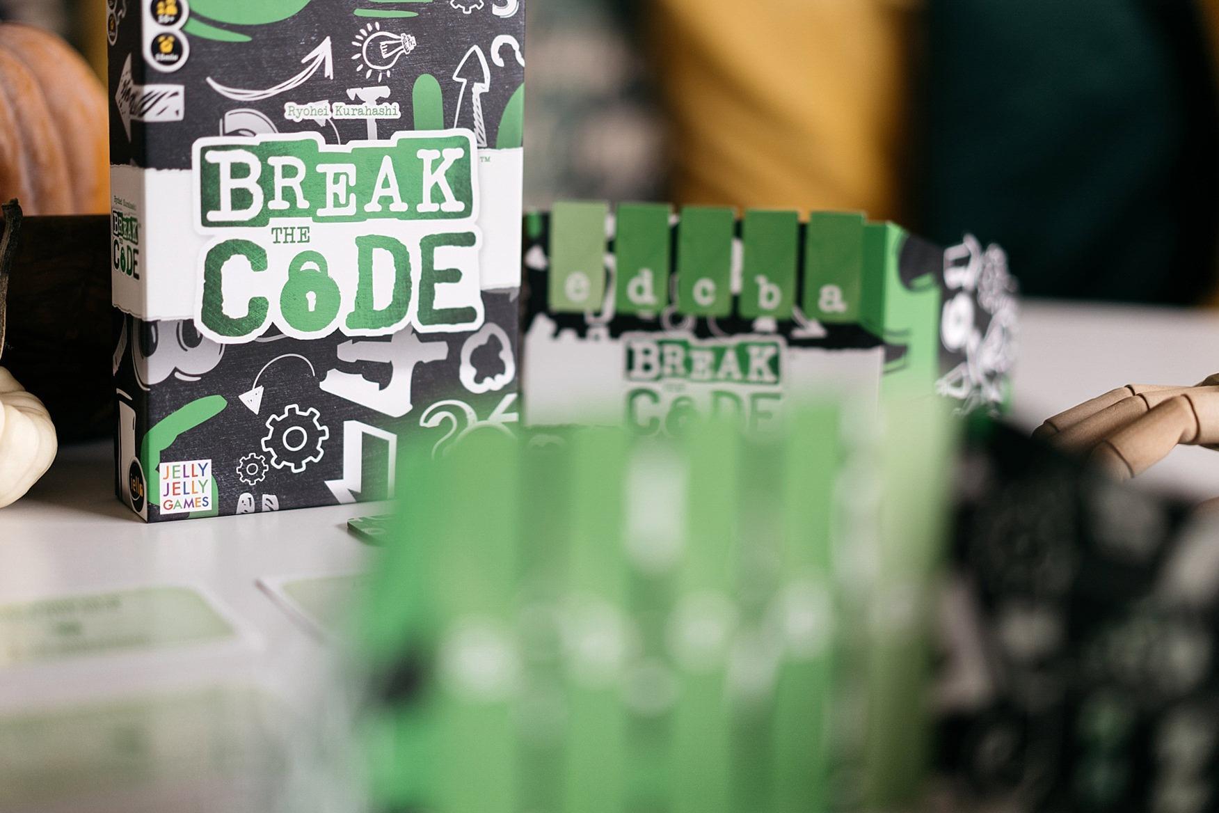break the code iello jeu de société