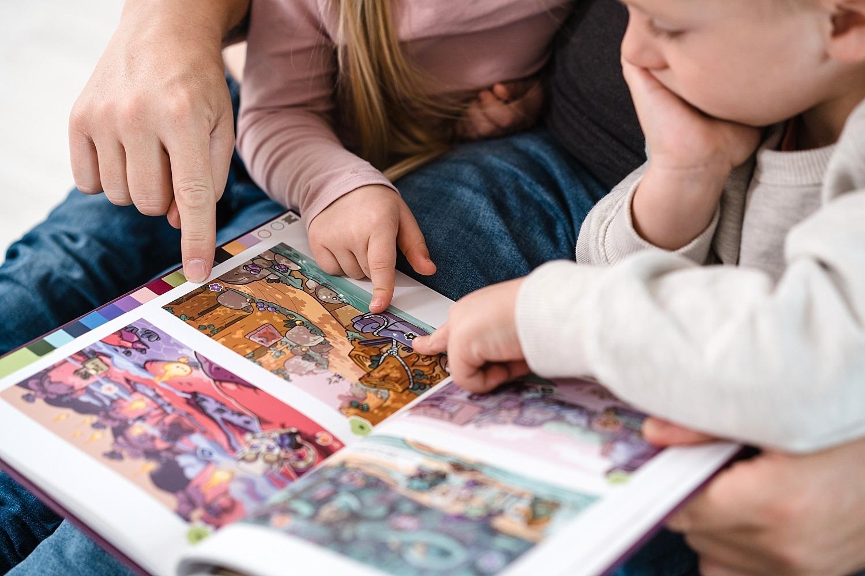 Chatons & Dragons Makaka editions BD Choukra livre aventure
