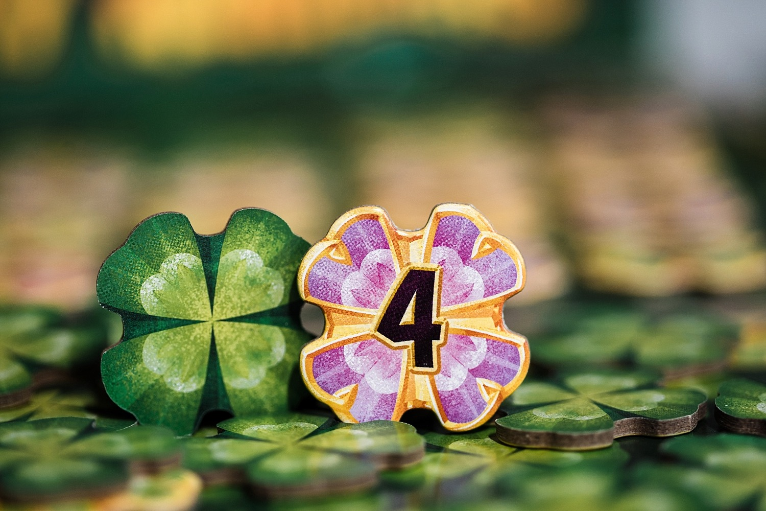 Lucky numbers Tiki Editions Inc.