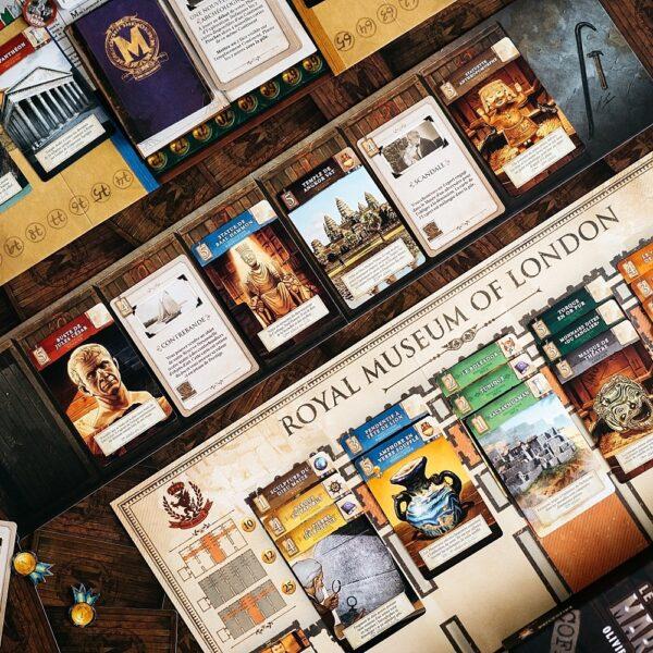 Museum : les extensions