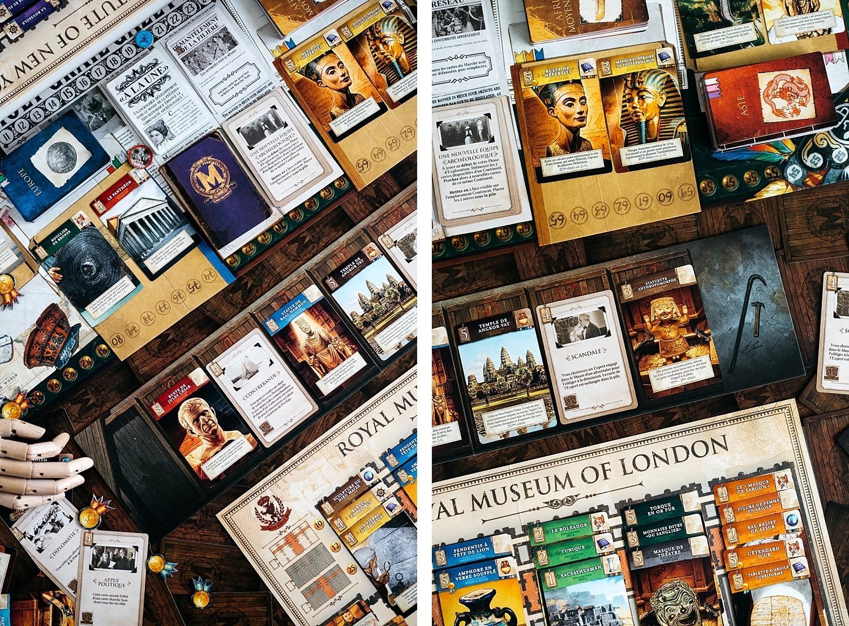 Museum extension le marché noir holy grail games