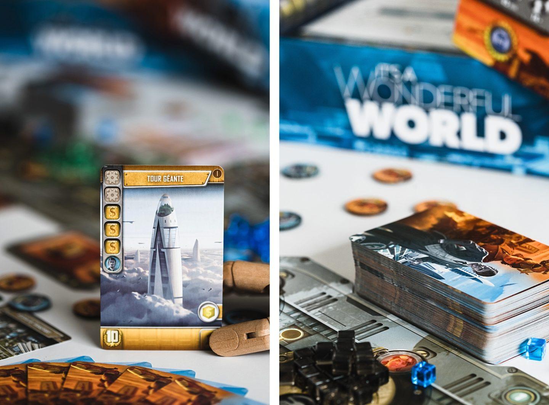 it's a wonderful world la boite de jeu origames