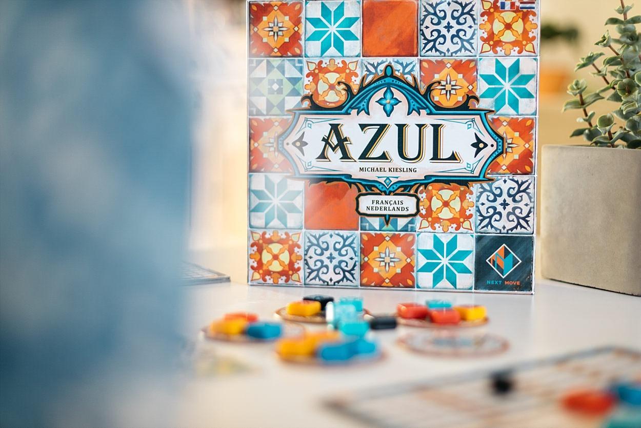 Next Move Azul jeu de société