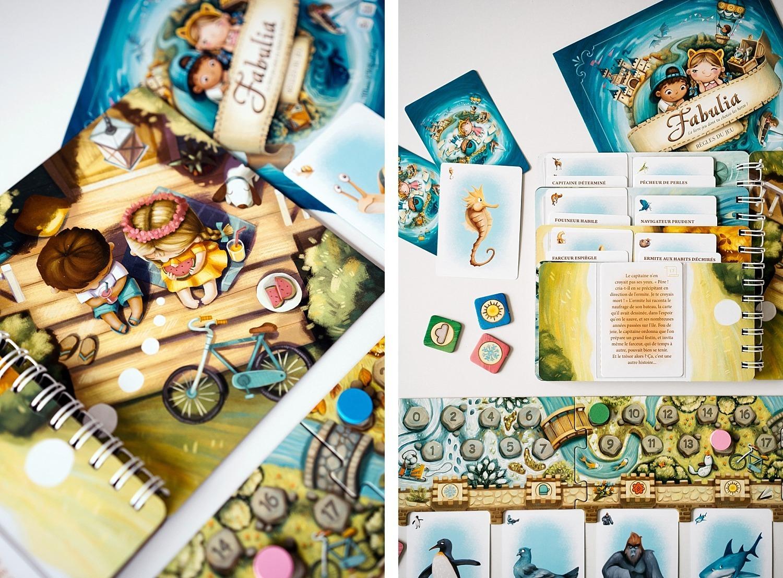 Fabulia lifestyle boardgame