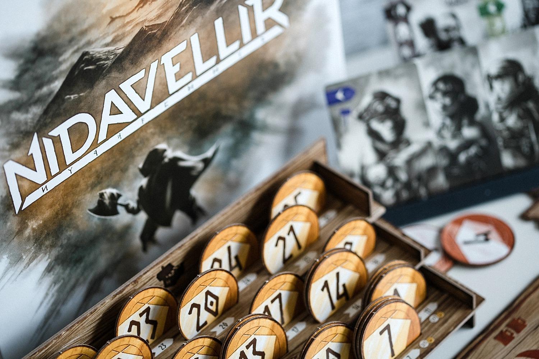 Nidavellir Grre Games