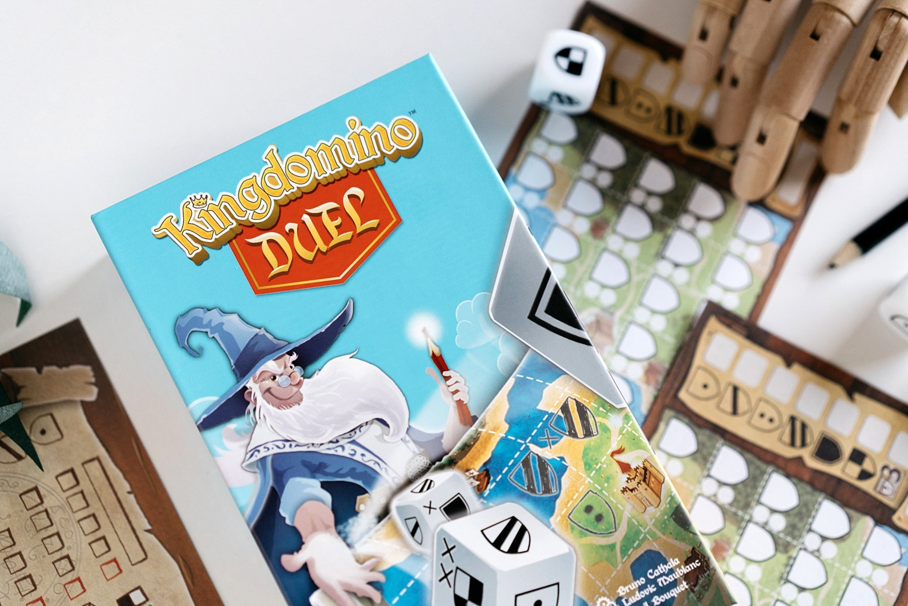 kingdomino duel blue orange