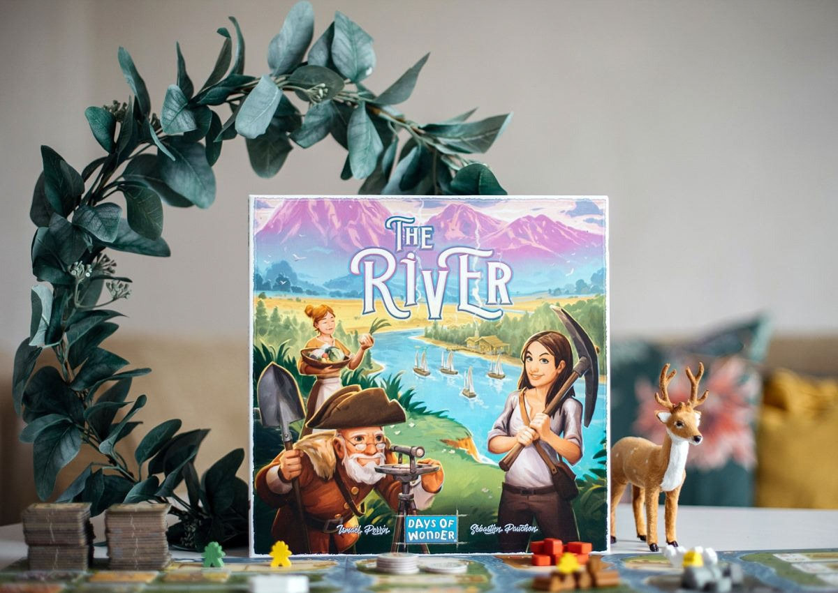 the river days of wonders