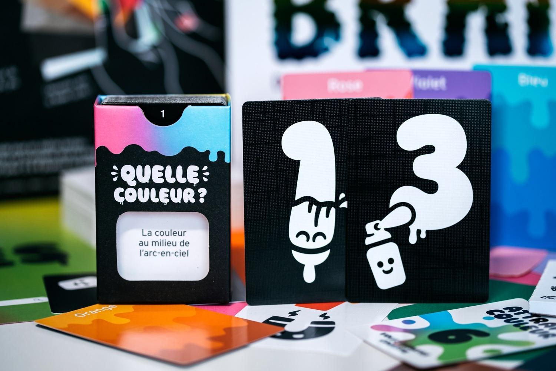 Color Brain Big potato games jeu quizz blackrock games