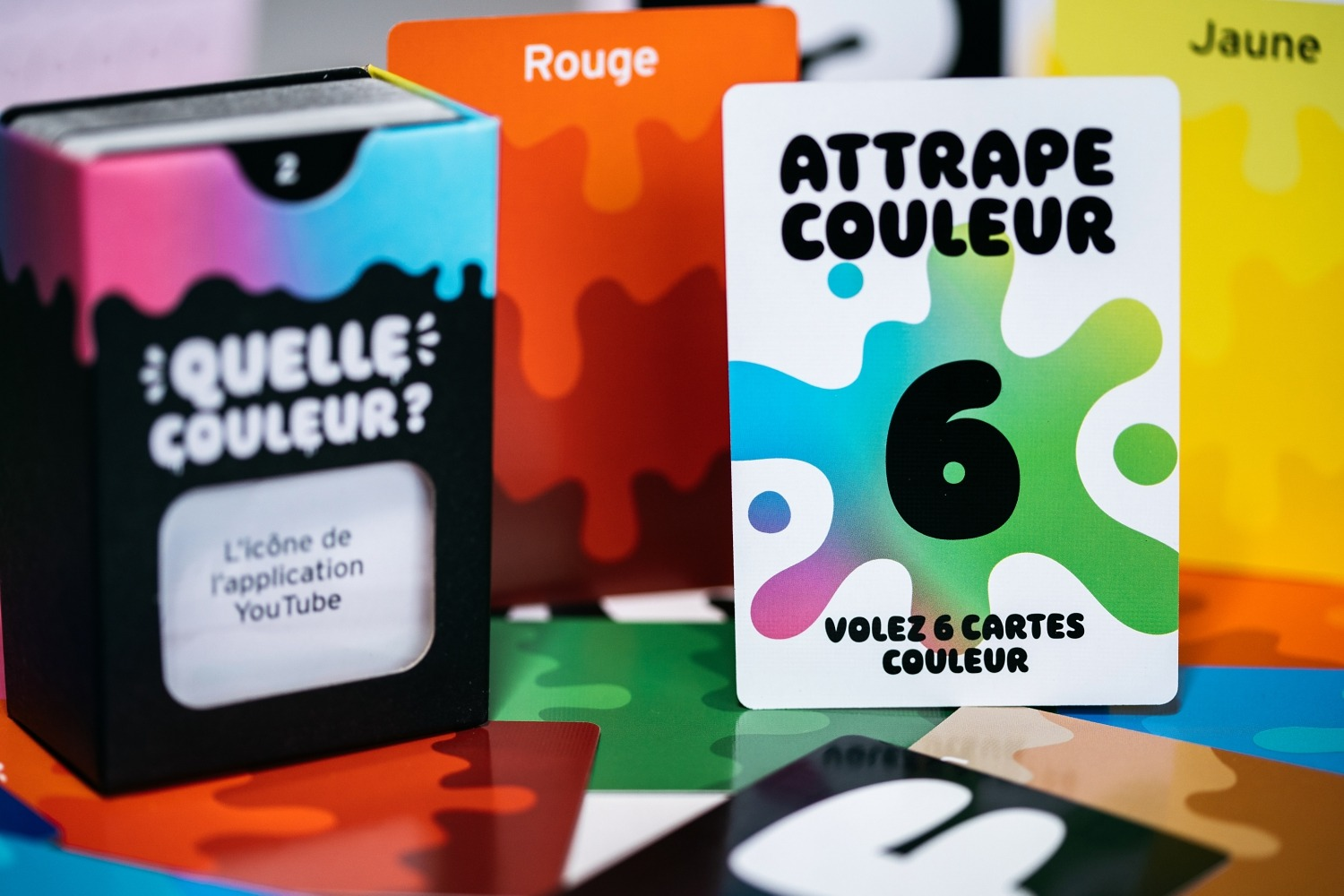 Color Brain Big potato games jeu quizz blackrock games