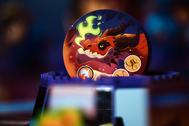 Patatrap Quest Space cow Marie Wilfried Fort jeu de société enfant