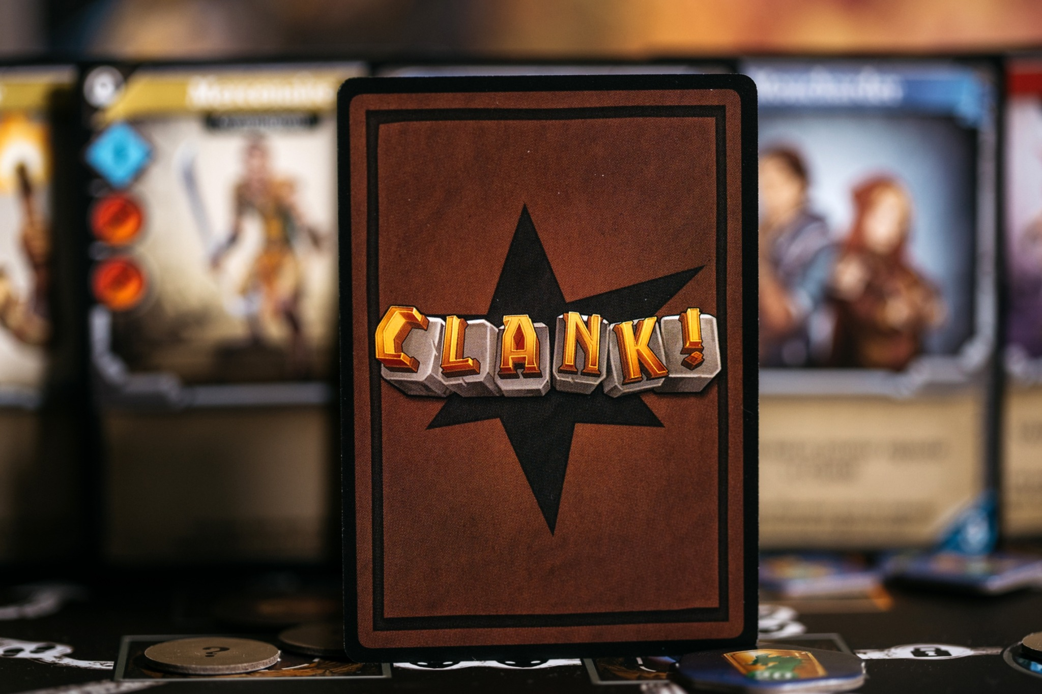 Clank ! Origames Renegade