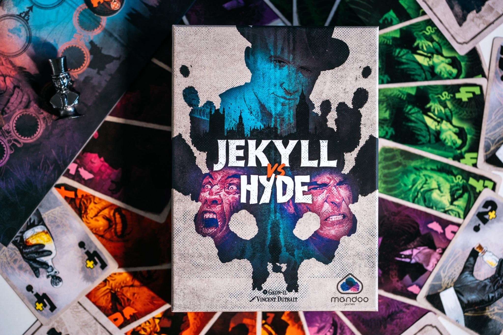 Jekyll vs Hyde mandoo games