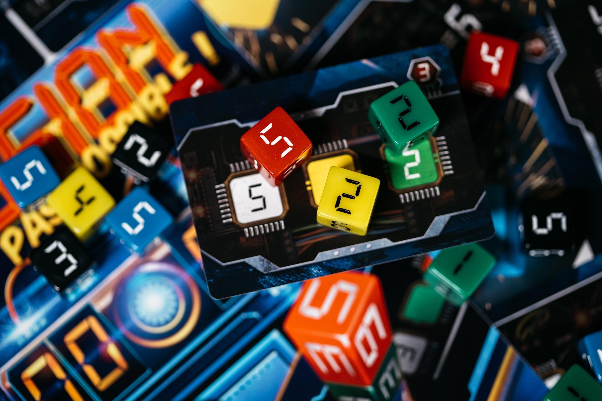 Mission pas possible origames jeu de société