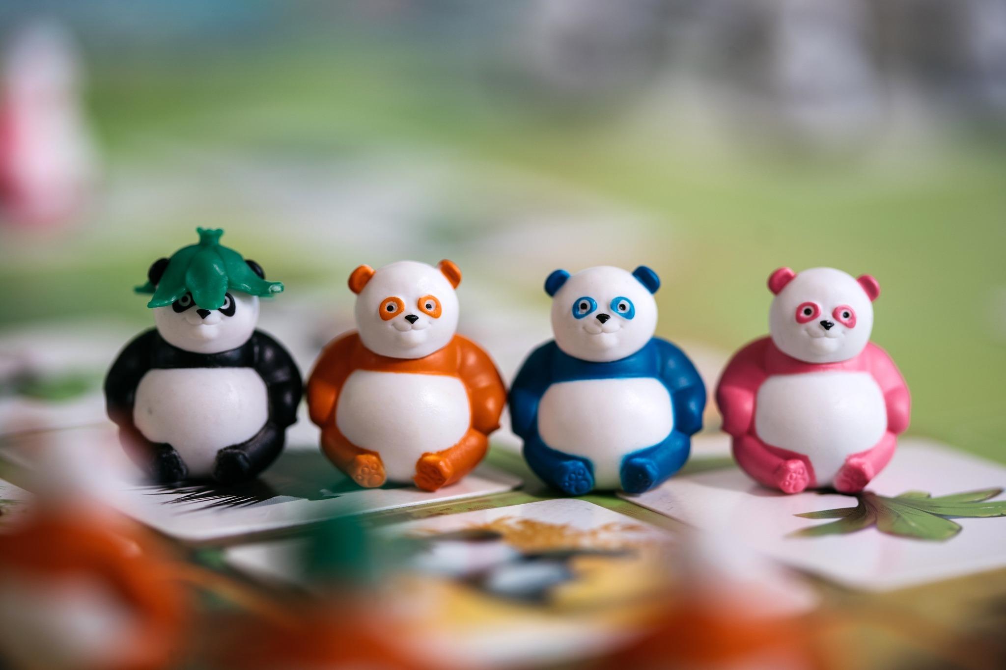 Pandai Origames jeu de société