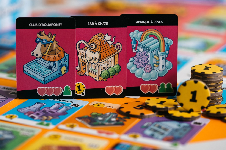 Happy city cocktail games jeu de société