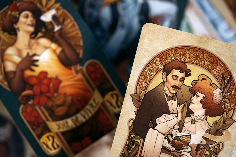 Le grand jeu origames jeu de société