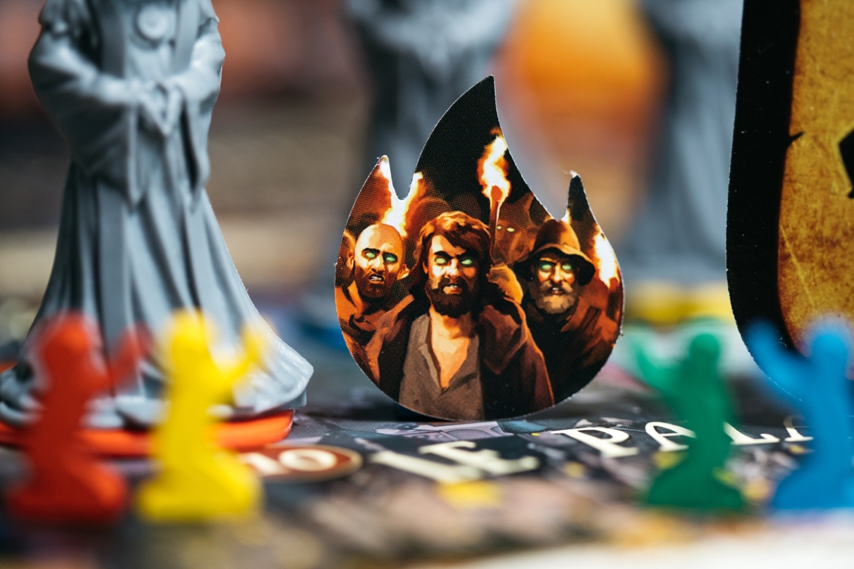 Culte Bragelonne boardgame jeu de société