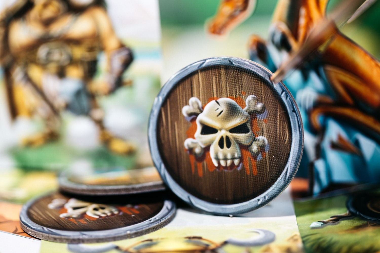 Drakatak bragelonne boardgame