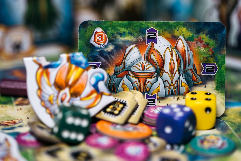 Dunaia Blam jeu de société boardgame