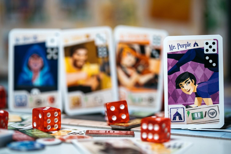 The Specialists Explor8 asmodée jeu de société Boardgame