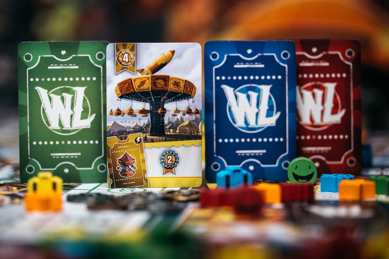 wishland Lost Games Entertainment boardgame jeu de société