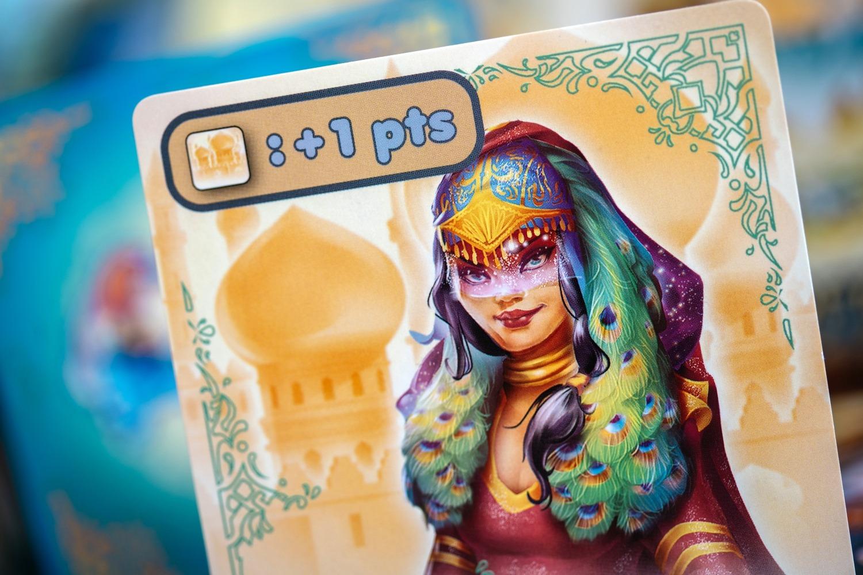 Zerzura bragelonne jeu de société boardgame