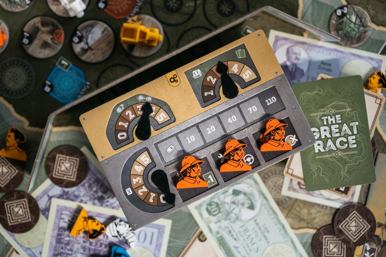 The Great Race Platypus Game boardgame jeu de société