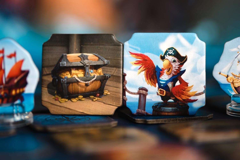 Lifestyleboard game trésors légendaires jeu de société boardgame blackrock jeu enfant famille pirate