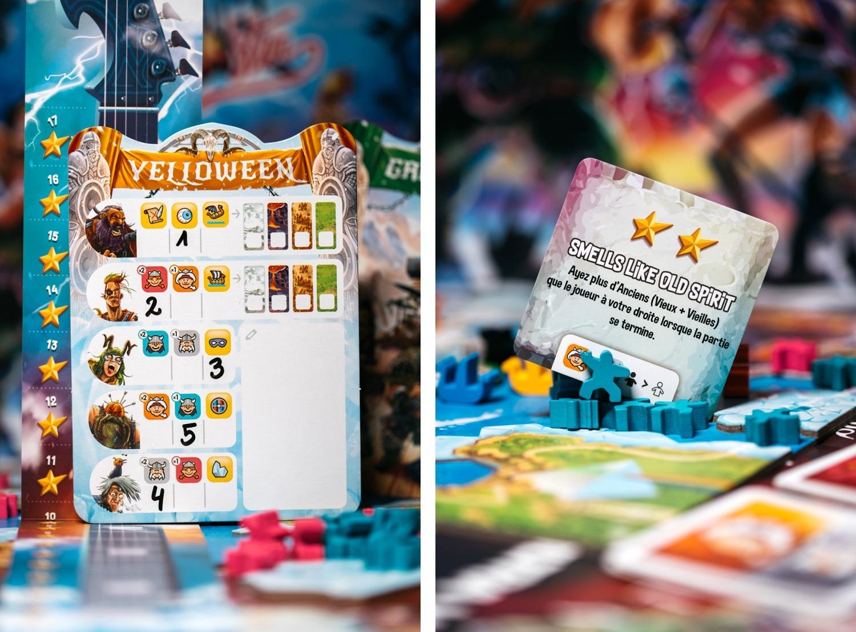 Ragnarok star pertes et fracas jeu de société boardgame jds